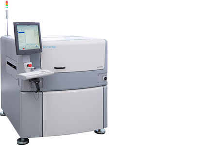 Автоматический каплеструйный принтер Mycronic MY-600