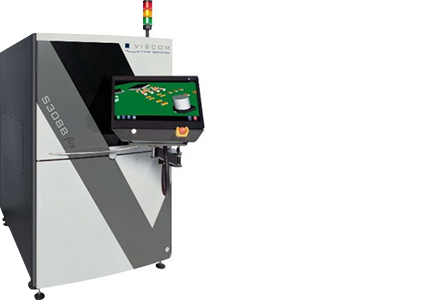 Система автоматической оптической инспекции Viscom S3088 Ultra